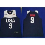 NBA USA Jordan #9 2019 FIBA Basketball World Cup navy blue jersey