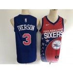 76ers Iverson #3 Tribute New jersey