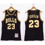 Bulls #23 Michael Jordan Black 20-21 new Jersey