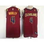 Cleveland Cavaliers #4 Evan Mobley Burgundy Swingman Jersey