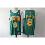 NBA Boston Celtics #8 Kemba Walker Green 2018-19 Earned Edition Nike Swingman Jersey