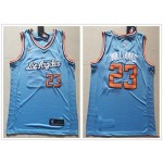 NBA Los Angeles Clippers #23 Lou Williams Blue Nike Throwback new Jersey