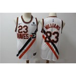 NBA Los Angeles Clippers #23 Lou Williams white 2020 City Edition Nike Swingman Jersey