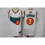 NBA Los Angeles Clippers #2 Kawhi Leonard New White Nike Jersey
