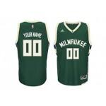 Bucks Green Nike Customized Jersey