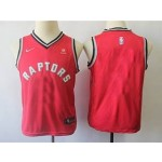 Raptors red Kids Nike Customized Jersey