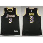 NBA Lakers #3 Anthony Davis Swingman Earned Edition Jersey