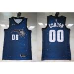 NBA Orlando Magic #00 Aaron Gordon 2018-19 City Edition Nike Swingman Jersey