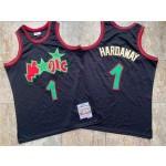 Orlando Magic #1 Anfernee Hardaway 1993-94 Neapolitan Hardwood Classics Jersey
