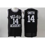 NBA Bel-Air Academy #14 Will Smith Black Jersey