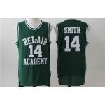 NBA Bel-Air Academy #14 Will Smith Green Jersey