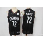 NBA Brooklyn Nets #72 Biggie Black 2019-20 City Edition Nike Swingman Jersey