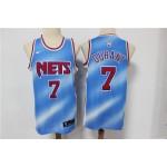 NBA Brooklyn Nets #7 Kevin Durant Blue 2021 Nike Swingman Jersey