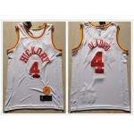 Indiana Pacers #4 Victor Oladipo New White