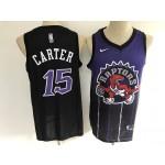 Raptors Carter #15 Tribute New  jersey