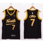 NBA Raptors #7 lowry Black 20-21 new Jersey