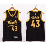 NBA Raptors Siakam #43 Black 20-21 new Jersey