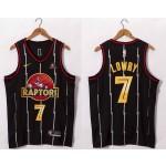 NBA Raptors #7 Kyle Lowry Black 2021 Swingman Jersey