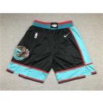 NBA Memphis Grizzlies Black new Shorts
