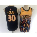 Warrior Curry #30 Tribute Edition New jersey