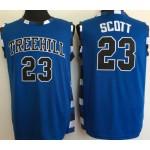 One Tree Hill Ravens Blue #23 Scott jersey
