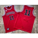 NCAAB Slam Dunk Shohoku High School #11 Kaede Rukawa Red Movie Basketball Jersey