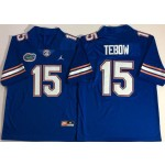 Jordan Florida Gators Blue #15 TEBOW
