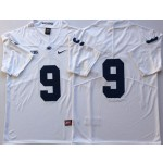 Penn State Nittany Lions White #9 MCSORLEY