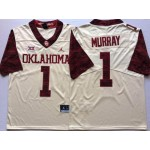 Oklahoma Sooners White Limited #6 MAYFIELD
