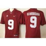 Youth Alabama Crimson Tide Red #9 SCARBROUGH