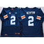 Auburn Tigers Blue #2 NEWTON