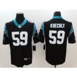 NFL Carolina Panthers Luke Kuechly #59 black Vapor Untouchable Limited Jersey