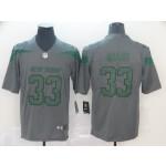 NFL New York Jets Jamal Adams #33 Grey Inverted Legend Jersey