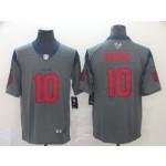 NFL Houston Texans DeAndre Hopkins #10 Grey Inverted Legend Jersey