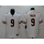 Nike Bears #9 Nick Foles White Vapor Untouchable Limited Jersey