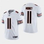 Men's Bears #11 Darnell Mooney White Vapor Untouchable Limited Jersey