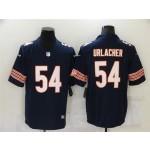 Chicago Bears #54 Brian Urlacher Blue Vapor Limited Jersey