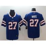 NFL Buffalo Bills #27 Tre Davious White blue Vapor Untouchable Limited Jersey