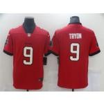 Tampa Bay Buccaneers #9 Joe Tryon Red Vapor Limited Jersey