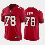 Youth Nike Buccaneers #78 Tristan Wirfs Red 2020 NFL Draft First Round Pick Vapor Untouchable Limited Jersey