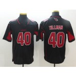 NFL Arizona Cardinals #40 Pat Tillman black Rush Limited Jersey