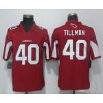 NFL Arizona Cardinals #40 Pat Tillman Red Vapor Untouchable Limited Jersey