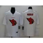 Nike Cardinals #1 Kyler Murray White Shadow Logo Limited Jersey