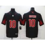 Nike Cardinals #10 DeAndre Hopkins Black Color Rush Limited Jersey