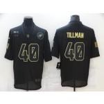 Nike Cardinals #40 Pat Tillman Black 2020 Salute To Service Limited Jersey