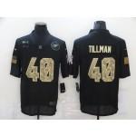 Nike Cardinals #40 Pat Tillman Black Camo 2020 Salute To Service Limited Jersey