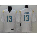 Nike Chargers Allen #13 white Vapor Untouchable Limited Jersey