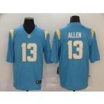 Nike Chargers Allen #13 sky blue Vapor Untouchable Limited Jersey