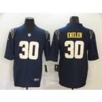 NFL Chargers #13 Austin Ekeler Navy Vapor Untouchable Limited Jersey