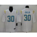 NFL Chargers #13 Austin Ekeler White Vapor Untouchable Limited Jersey